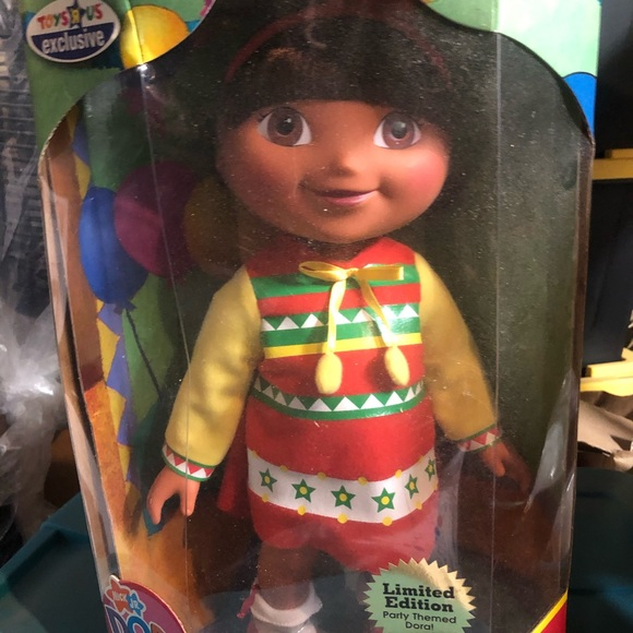 Other Dola Explorer Doll Limited Edition Fiesta Dora Poshmark